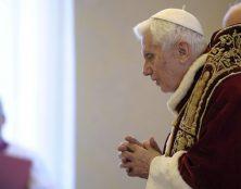Benoît XVI se porte bien