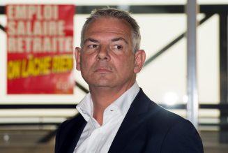 L'ex-patron de la CGT Thierry Lepaon recasé à la jeunesse et aux sports