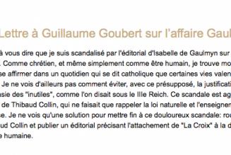 Procès La Croix : Isabelle de Gaulmyn et Bayard Presse perdent contre Le Salon beige