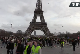 Acte 13 en direct : les Gilets jaunes manifestent à Paris