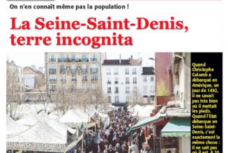 On ne peut pas évaluer le nombre d'habitants de la Seine-Saint-Denis à 10 %, à 20 %, voire à 30 % près