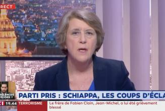 Arlette Chabot sur les propos de Schiappa : «C'est une pure folie, de la honte absolue, c'est extrêmement choquant»
