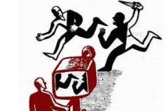 Le régime verse dans le métacomplotisme