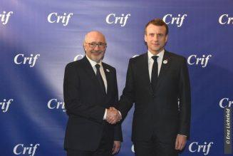 Mascarade : face au CRIF, Macron refuse de toucher à l'islam