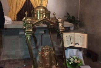 Profanation de l'église Saint-Nicolas à Maisons-Laffitte