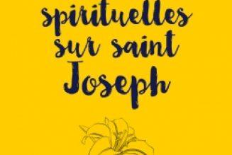 Vie spirituelle avec saint Joseph