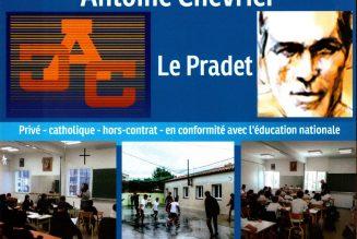 Après le collège, l'établissement Antoine Chevrier ouvre le primaire au Pradet dans le Var