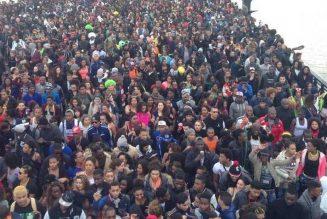 Les nouvelles générations sont issues à 50% de l'immigration
