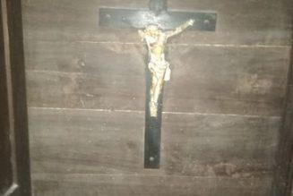 Incendie d'origine criminelle dans une église de Lavaur