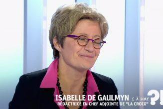 Isabelle de Gaulmyn, schizophrène ?