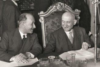 Philippe de Villiers démythifie les « pères de l'Europe »