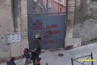 Un climat délétère de cathophobie haineuse se répand en France