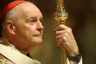 Theodore McCarrick réduit à l'état laïc, le cardinal Farrel promu