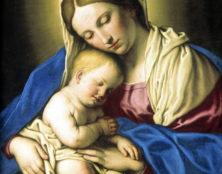 La bienheureuse Marie toujours vierge