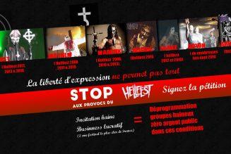 """Aidez l'association """"Provocs Hellfest ça suffit"""""""