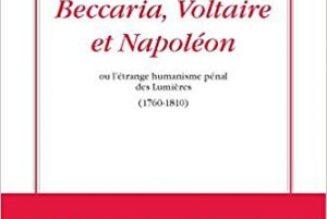 Idées reçues sur Beccaria et la Révolution