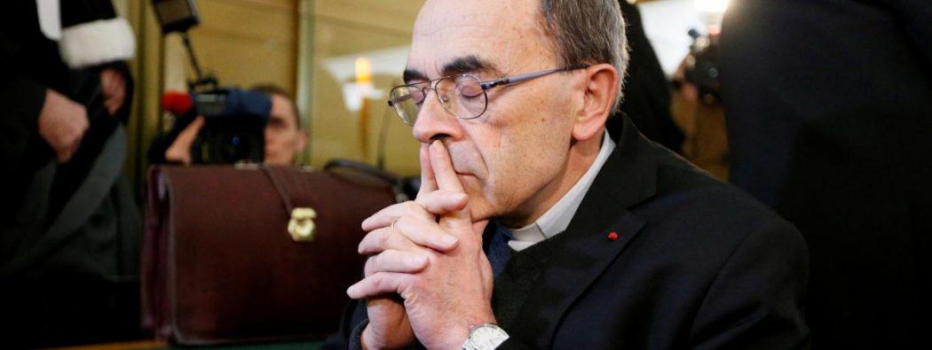 Soutenez le cardinal Barbarin