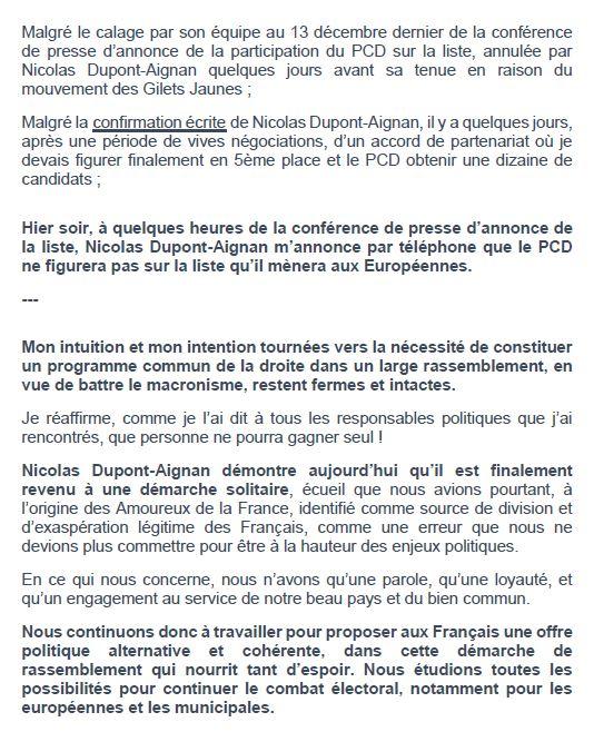 a8c86a097fc Communiqué de Jean-Frédéric Poisson suite à son éviction de la liste de NDA