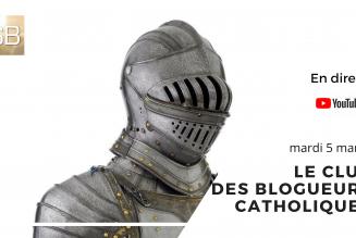 Retrouvez à 18h30 le club de blogueurs catholiques en direct [Addendum]