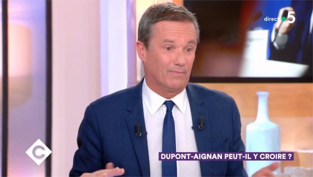 Nicolas Dupont-Aignan voulait aussi Samuel Maréchal sur sa liste