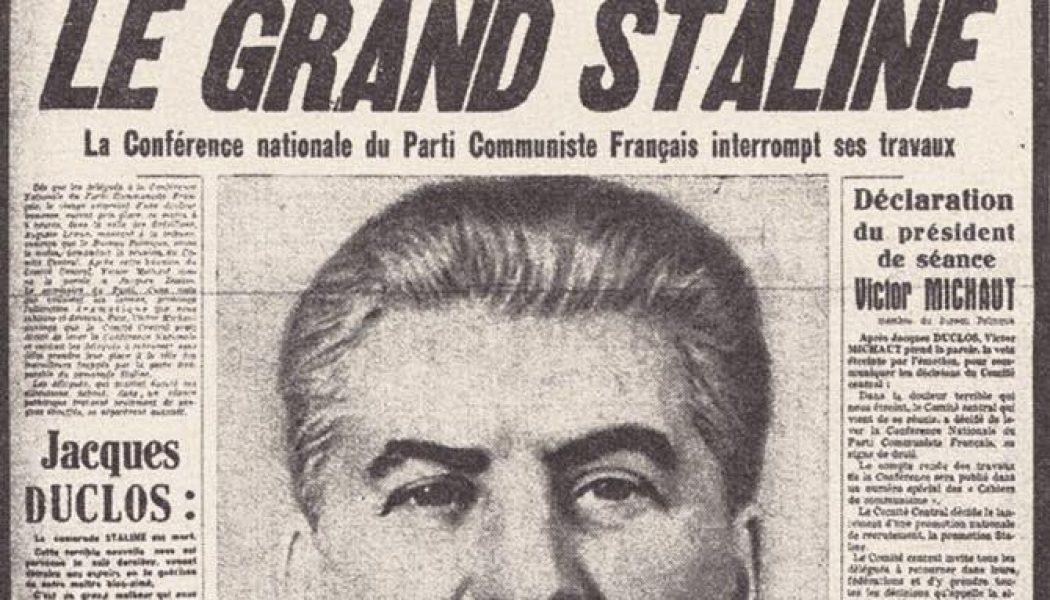 Ces millions de morts sous Staline, dont on ne parle jamais