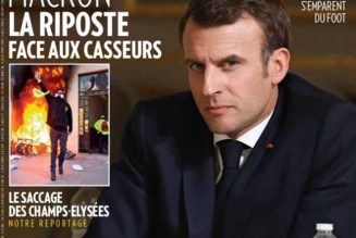 """Emmanuel Macron : """"Comment ne pas être choqué par ce qui est arrivé à….Théo"""""""
