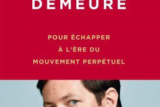 Demeure, de François-Xavier Bellamy : une grille de compréhension du mouvement des Gilets Jaunes ?