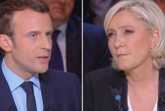 Emmanuel Macron et Marine Le Pen incarnent deux pôles antinomiques sur à peu près tous les sujets
