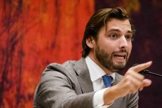 Thierry Baudet (Pays-Bas) : Nous représentons une philosophie politique fondamentalement opposée aux principes de la Révolution française