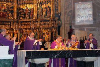 L'Église catholique en Espagne a neuf nouveaux bienheureux martyrs de la Guerre Civile Espagnole (1936-1939).