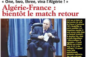 Combien d'Algériens sur le sol français ?