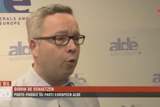 Financement du parti d'Emmanuel Macron : France 2 confirme l'information de Marine Le Pen