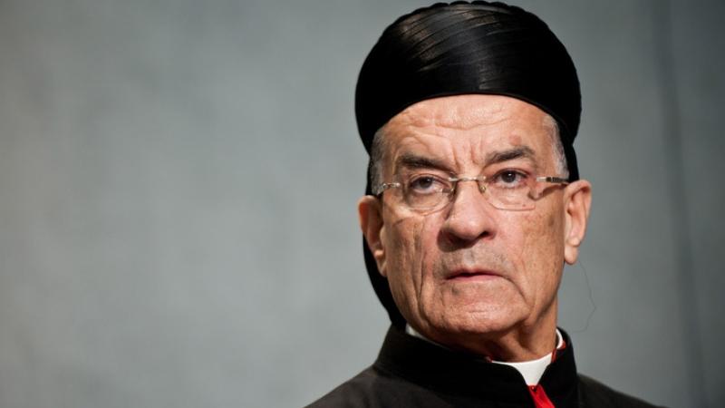 """Le patriarche Raï au Liban : """"Nous avons libéré le territoire, libérons maintenant l'État"""""""