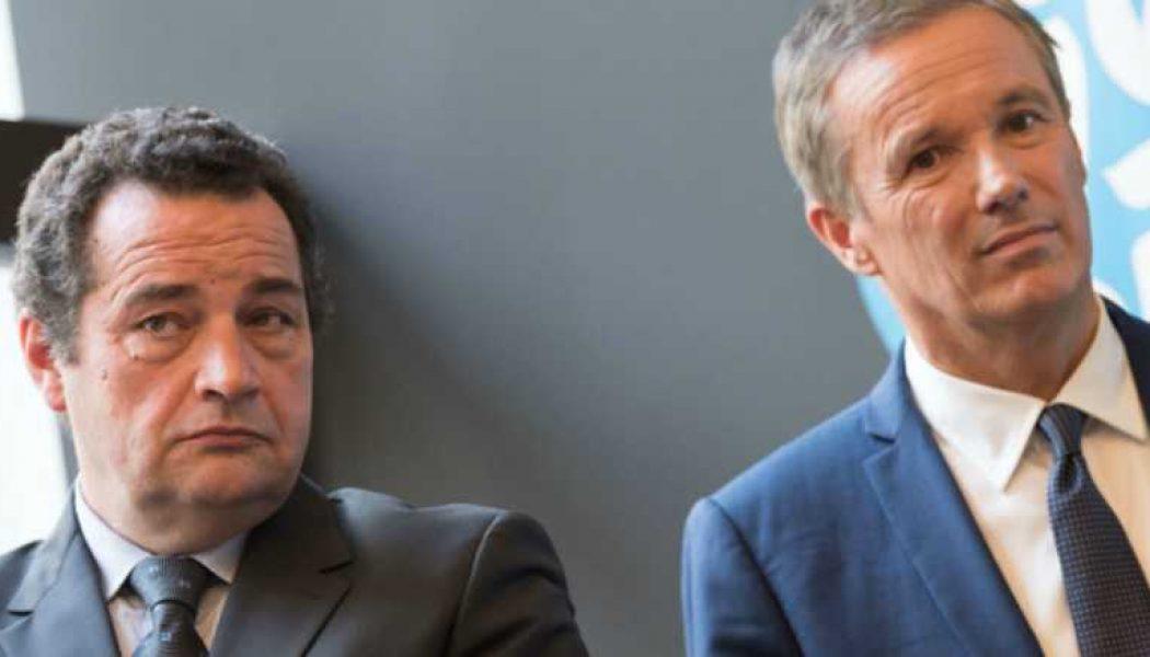 Jean-Frédéric Poisson confirme qu'il sera sur la liste de Nicolas Dupont-Aignan