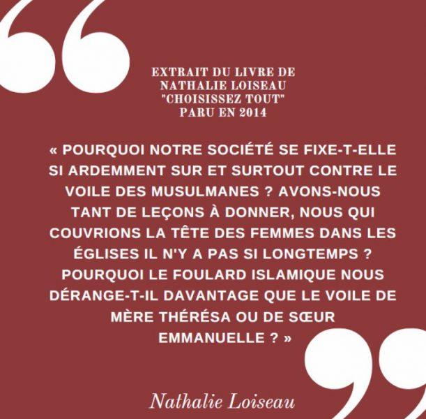 Avec Nathalie Loiseau, un summum de ridicule
