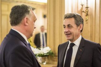 Nicolas Sarkozy soutient Viktor Orban