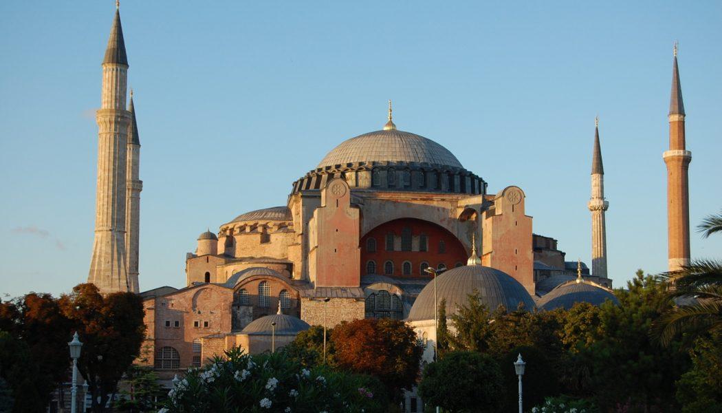 Erdogan veut refaire de Sainte-Sophie une mosquée