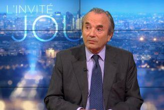Ivan Rioufol : Macron, la grande mascarade