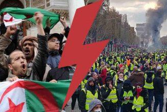 I-Média : Révolte algérienne ou Gilets Jaunes, les médias ont fait leur choix