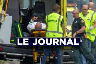 Nouvelle-Zélande : attaque de deux mosquées, près de cinquante victimes