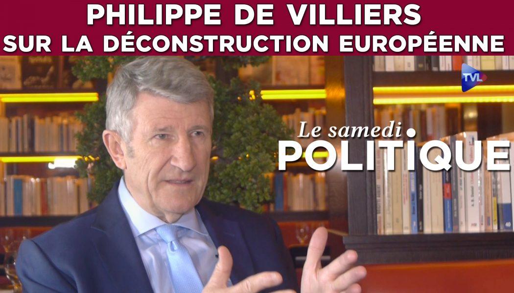 L'ADN de l'Union Européenne porte en elle les racines de la déconstruction