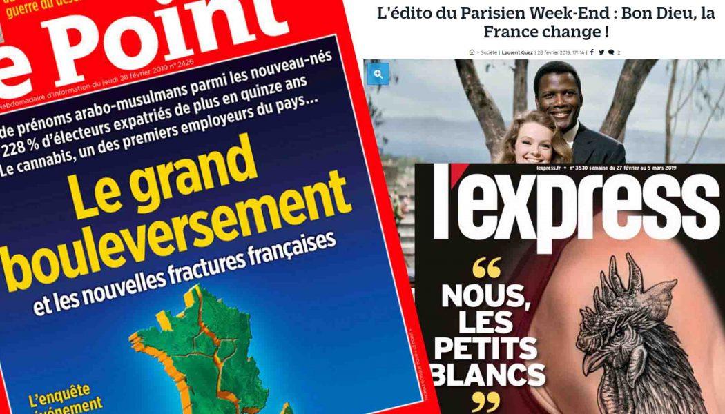 I-Média : les médias découvrent le Grand Remplacement