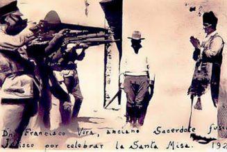 Faire la lumière sur les dérives de la révolution mexicaine sans parler des Cristeros ?