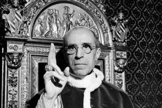 Les millions d'archives du pontificat de Pie XII bientôt accessibles