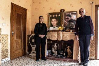 Le combat des familles martyres de Mhardeh