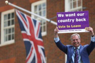 Il faudrait revoter aux USA, il faudrait revoter sur le Brexit mais il ne faut surtout pas dissoudre l'Assemblée nationale en France