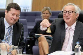 Crise institutionnelle entre le Parlement et l'exécutif européen