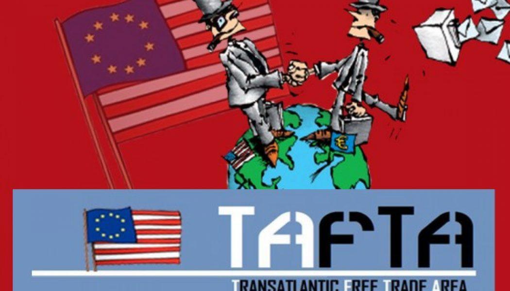 Pourquoi Emmanuel Macron n'écrit-il pas une tribune pour nous parler du nouveau TAFTA ?