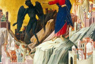 La troisième tentation du Christ au Désert, celle du compromis historique entre l'Eglise et le monde