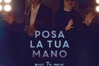 Posa la Tua Mano : Le duo franco-italien de Grégory Turpin et Soeur Cristina